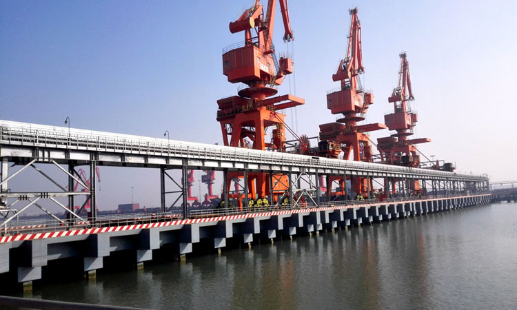 嘉吉黄骅港粮油码头工程