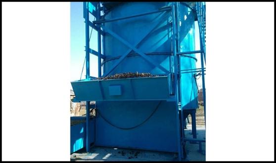 河南省新密市养鸡场堆肥处理项目