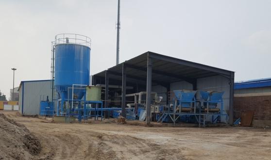 含铬污泥无害化处理工程-河北大营污泥处理工程