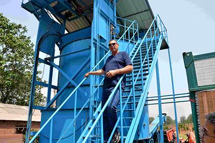 堆肥反应器