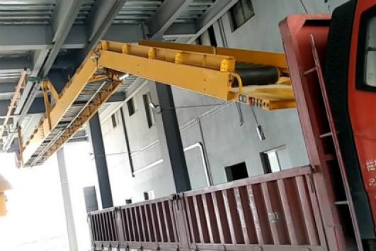 Qinpal-M型在线装车机